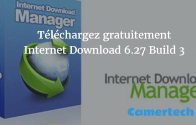 Internet Download Manager 6.27 Build 3