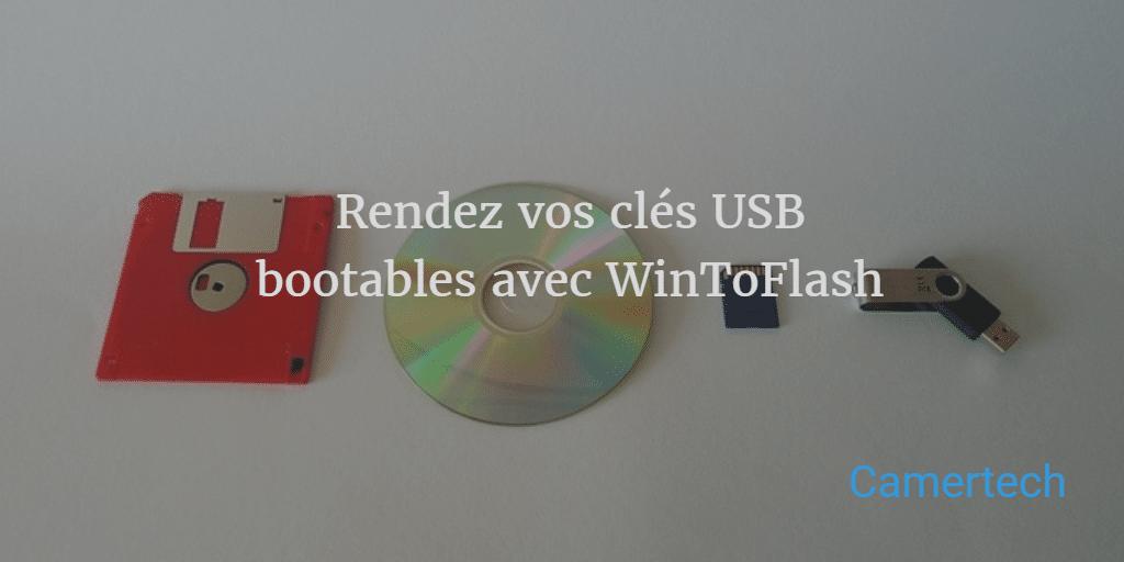 AVEC UNE WINTOFLASH INSTALLER CLÉ 7 TÉLÉCHARGER USB WINDOWS