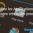 Masquer les applications