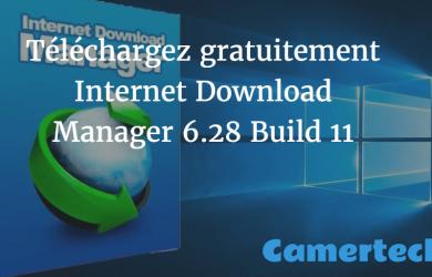 Internet Download Manager 6.28 Build 11