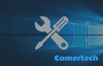 Réparer Windows 10