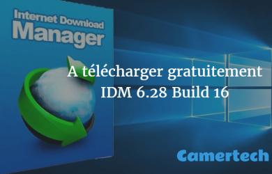 Internet Download Manager 6.28 Build 16