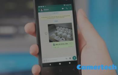 envoyer des images WhatsApp sans compression