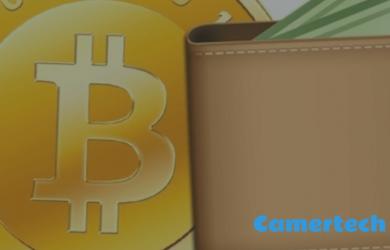 stocker des Bitcoins