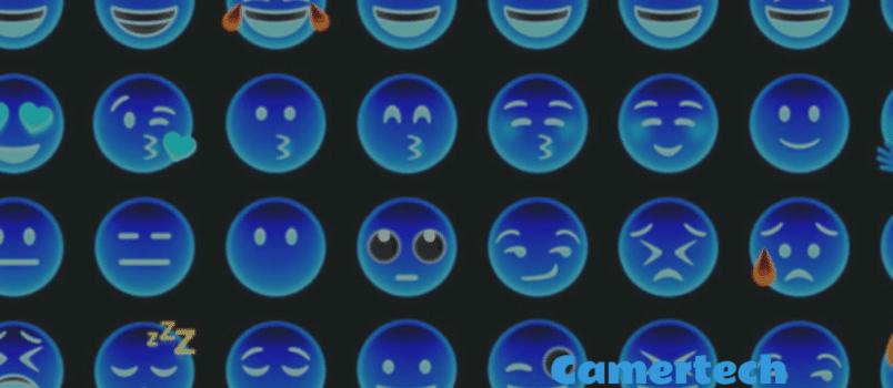 applications emoji