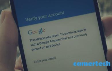 contourner la vérification du compte Google